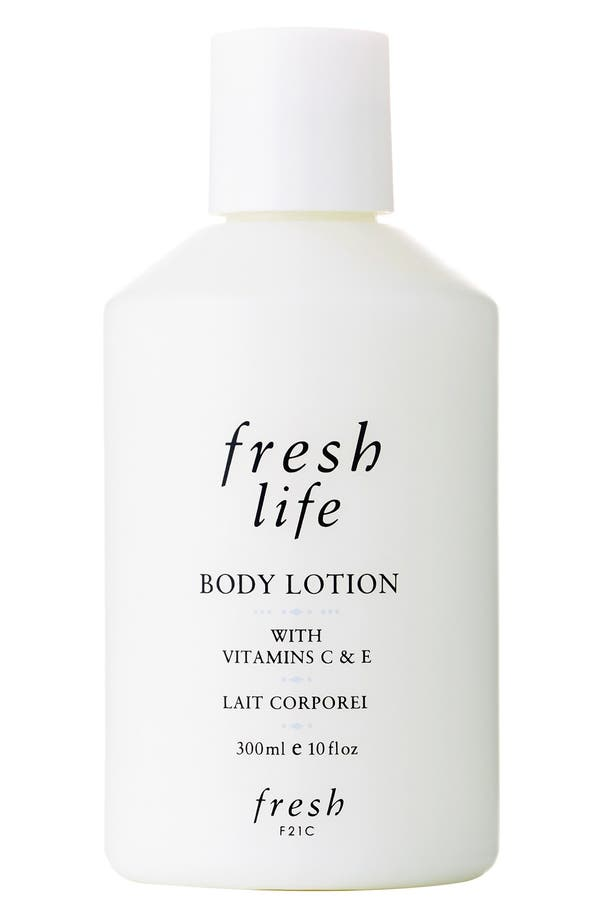Life Body Lotion,                         Main,                         color, No Color