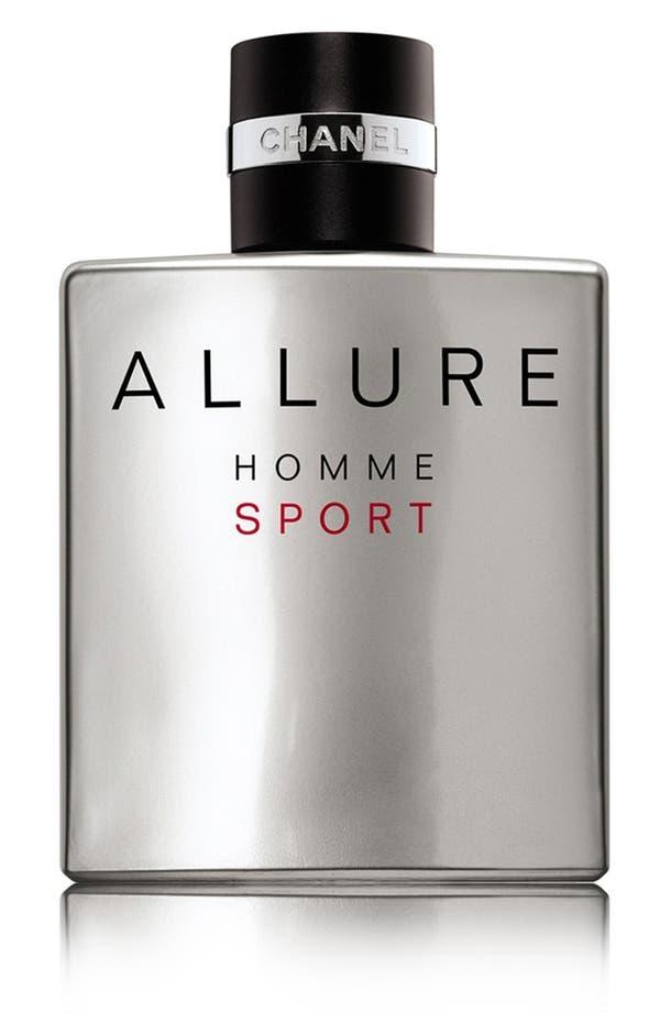 Alternate Image 1 Selected - CHANEL ALLURE HOMME SPORT  Eau de Toilette Spray