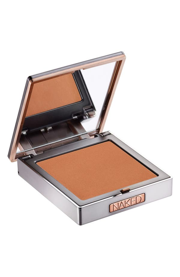 Naked Skin Ultra Definition Pressed Finishing Powder,                             Main thumbnail 1, color,                             Naked Dark