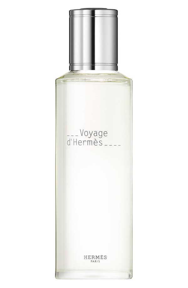 Alternate Image 1 Selected - Hermès Voyage d'Hermès - Pure perfume refill