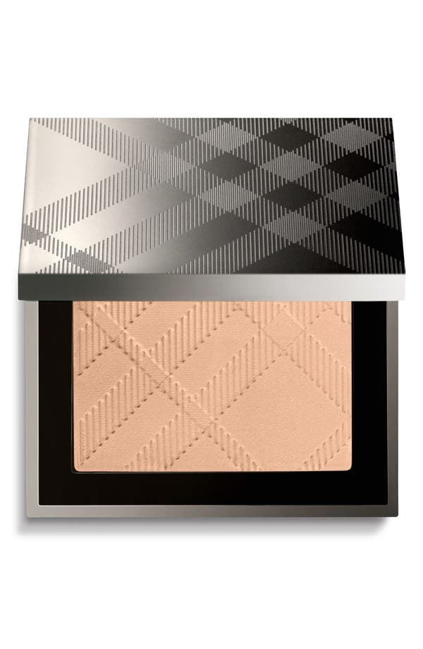 Alternate Image 1 Selected - Burberry Beauty Nude Glow Pressed Powder