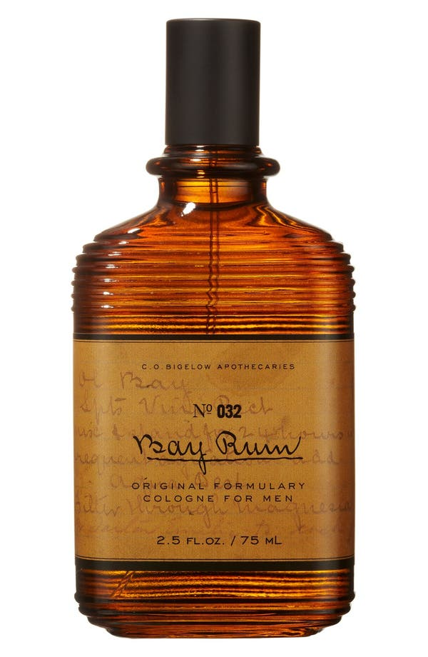 Main Image - C.O. Bigelow® Bay Rum Cologne for Men