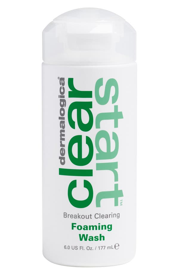 'Clear Start<sup>™</sup>' Breakout Clearing Foaming Wash,                             Main thumbnail 1, color,                             No Color