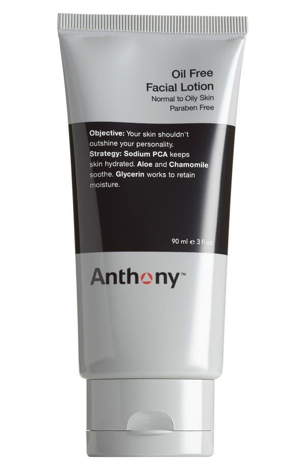 Oil Free Facial Lotion,                         Main,                         color, No Color