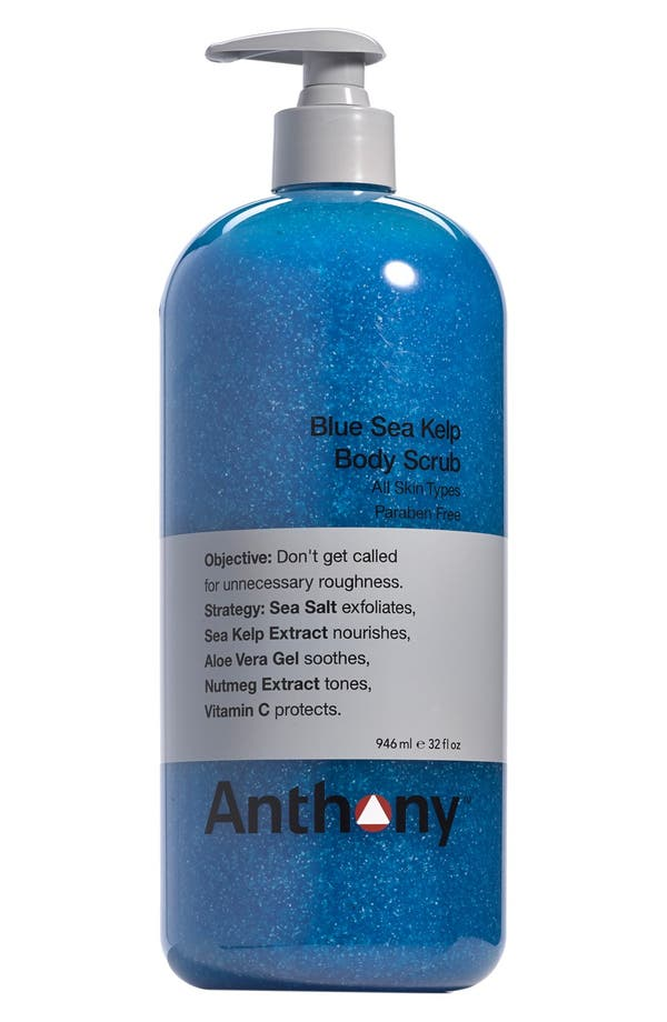 ANTHONY JUMBO BLUE SEA KELP BODY SCRUB