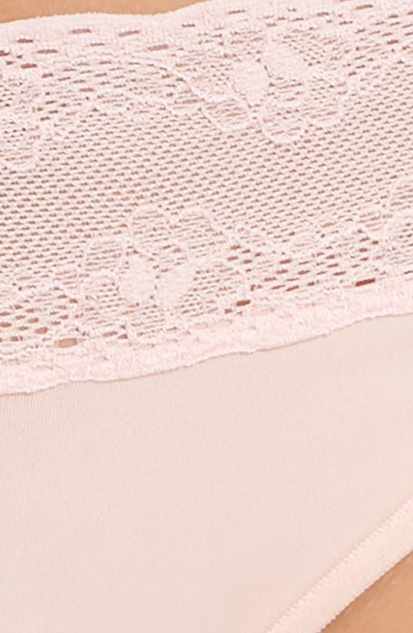 Alternate Image 5  - Natori Bliss Perfection Bikini (3 for $45)