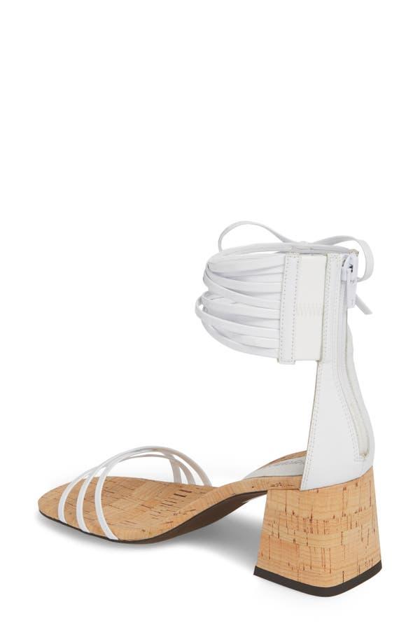 Jeffrey Campbell Women's Everglade Ankle Strap Sandal ncAeugPLw