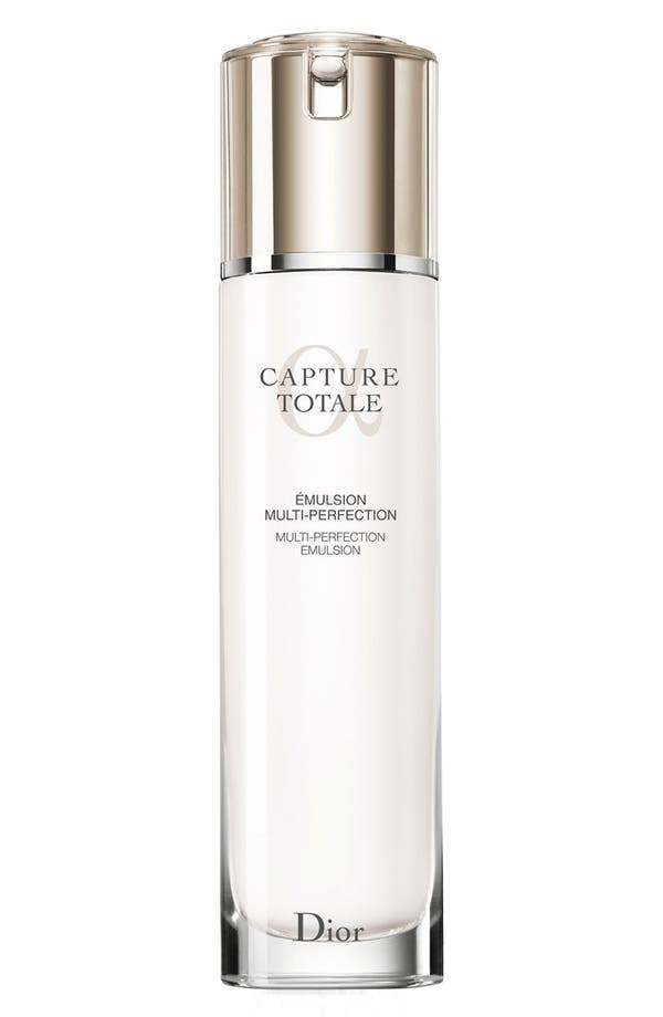 Alternate Image 1 Selected - Dior 'Capture Totale' Multi-Perfection Emulsion