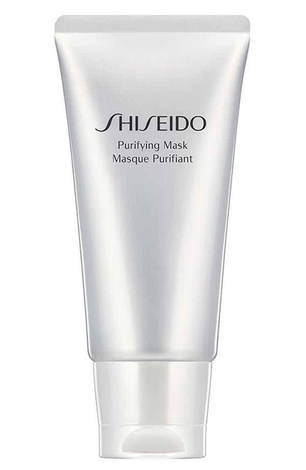 Alternate Image 1 Selected - Shiseido Purifying Mask