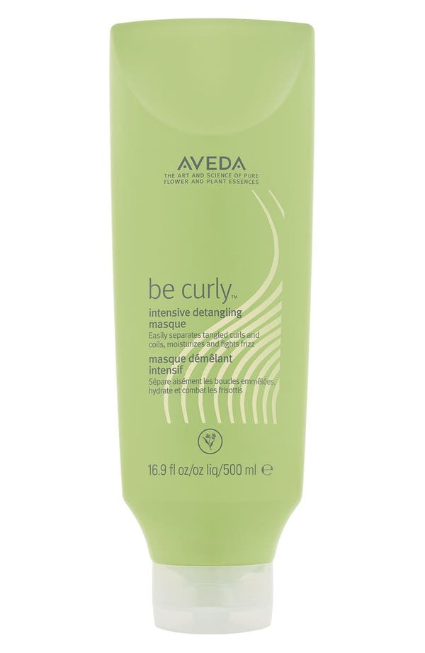 be curly<sup>™</sup> Intensive Detangling Masque,                             Alternate thumbnail 2, color,                             No Color