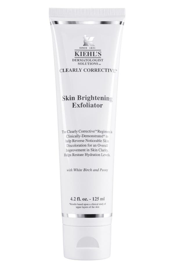 Main Image - Kiehl's Since 1851 'Clearly Corrective™' Skin Brightening Exfoliator