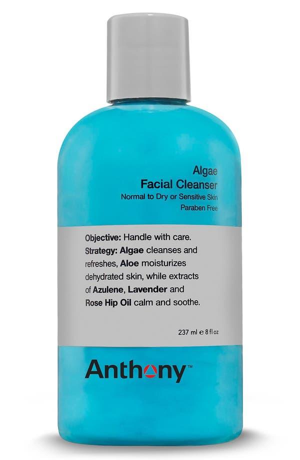 Algae Facial Cleanser,                         Main,                         color, No Color