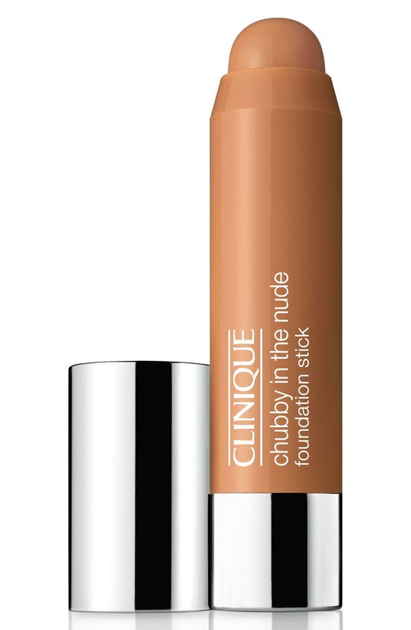 Chubby in the Nude Foundation Stick,                             Main thumbnail 1, color,                             Golden