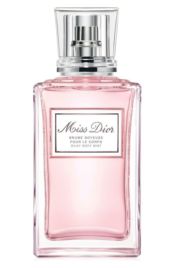 Alternate Image 1 Selected - Dior 'Miss Dior' Silky Body Mist
