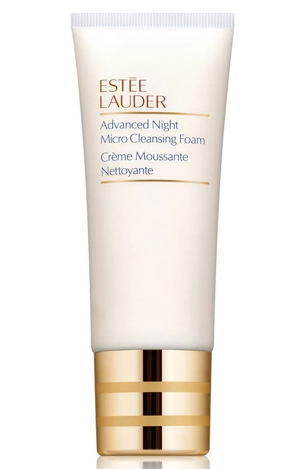 Advanced Night Micro Cleansing Foam,                         Main,                         color, No Color