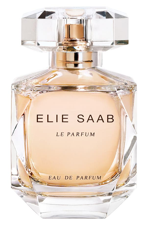 Elie Saab 'Le Parfum' Eau de Parfum,                             Main thumbnail 1, color,                             No Color