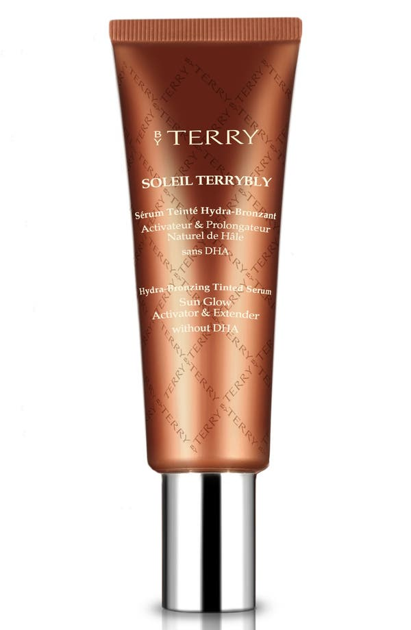 SPACE.NK.apothecary By Terry Soleil Terrybly Hydra Bronzing Tinted Serum,                             Main thumbnail 1, color,                             200 Exotic Bronze