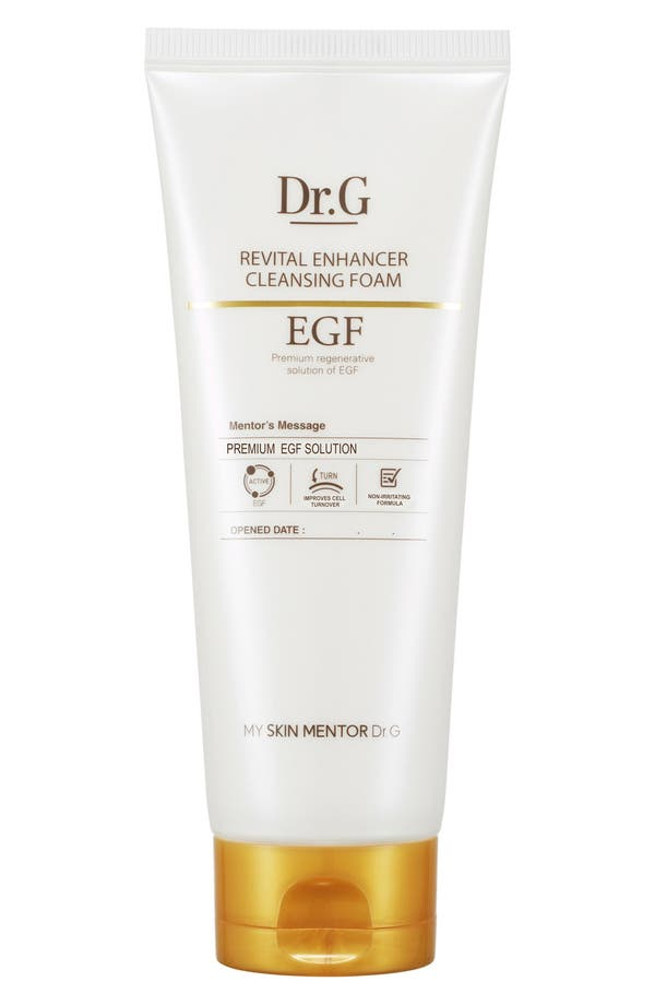 Alternate Image 1 Selected - My Skin Mentor Dr. G Beauty Revital Enhancer Cleansing Foam
