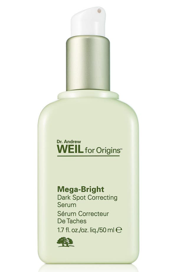 Main Image - Origins Dr. Andrew Weil for Origins™ Mega-Bright Dark Spot Correction Serum