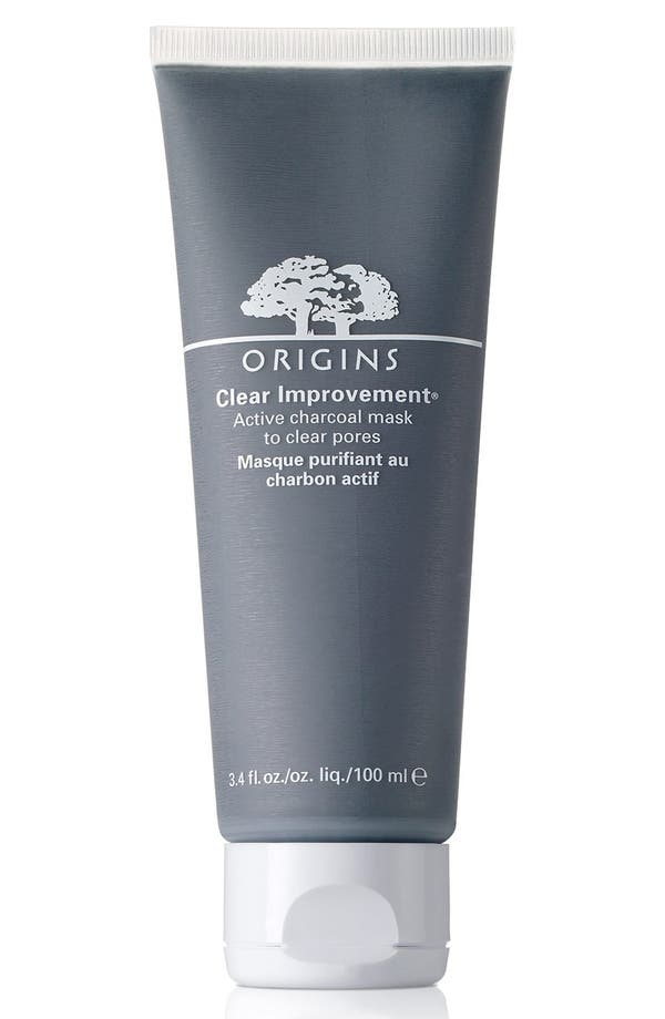 Alternate Image 1 Selected - Origins Clear Improvement™ Active Charcoal Mask to Clear Pores