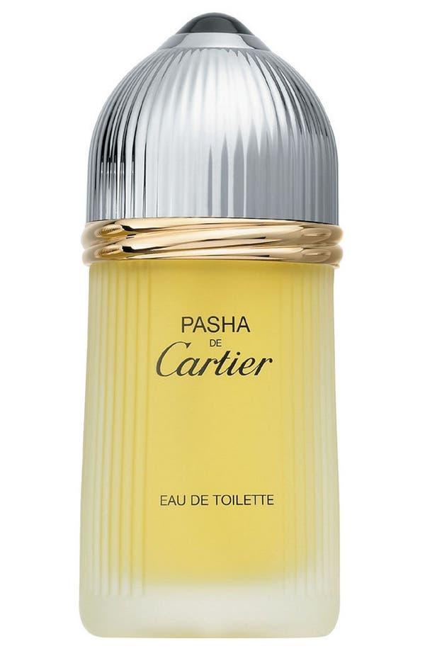 Alternate Image 1 Selected - Cartier 'Pasha' Eau de Toilette