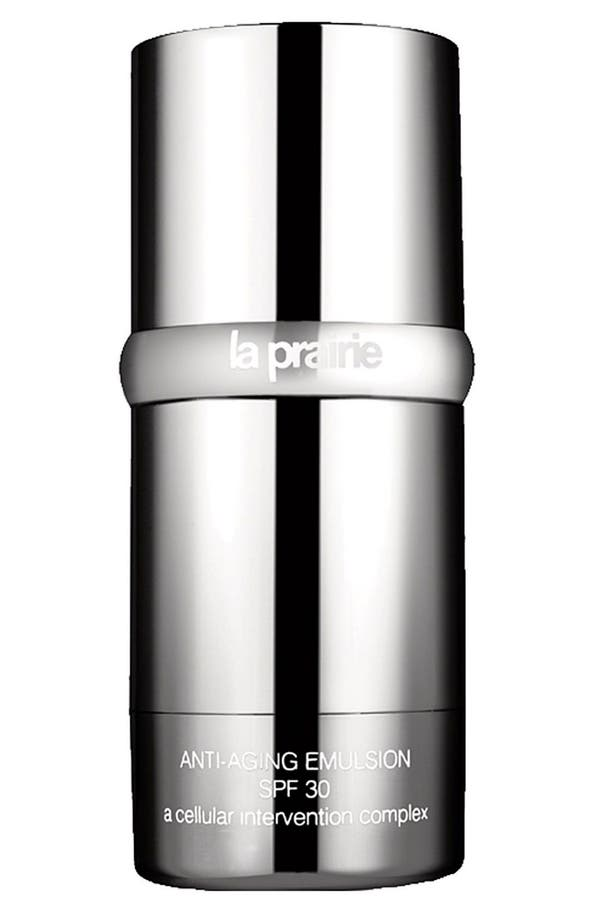 Main Image - La Prairie Anti-Aging Emulsion Sunscreen Broad Spectrum SPF 30