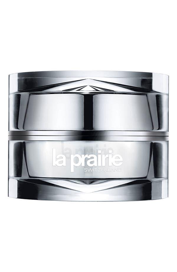 Alternate Image 1 Selected - La Prairie Cellular Cream Platinum Rare (1 oz.)