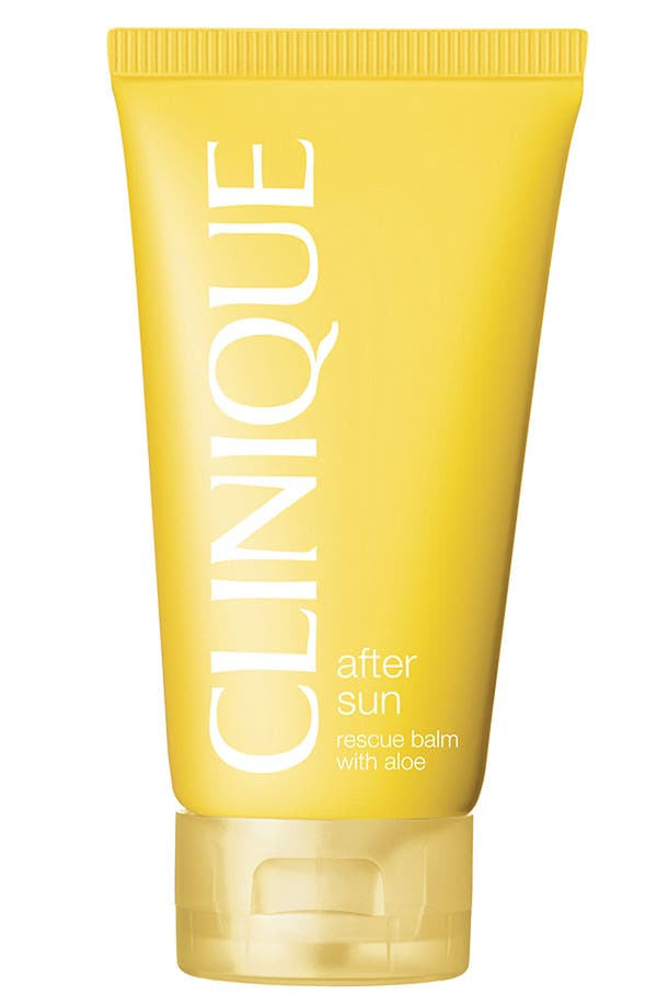 Alternate Image 1 Selected - Clinique 'After Sun' Rescue Balm with Aloe