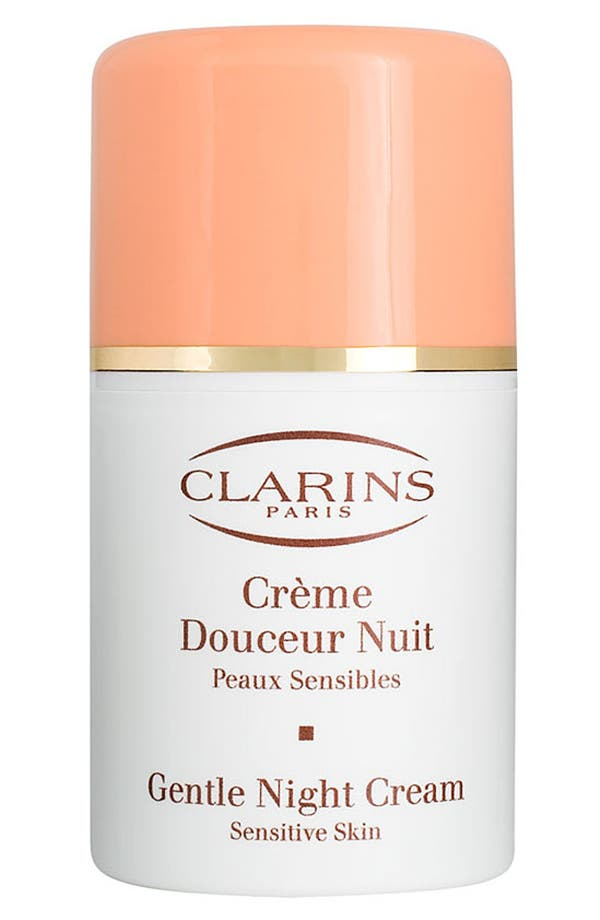 Alternate Image 1 Selected - Clarins Gentle Night Cream
