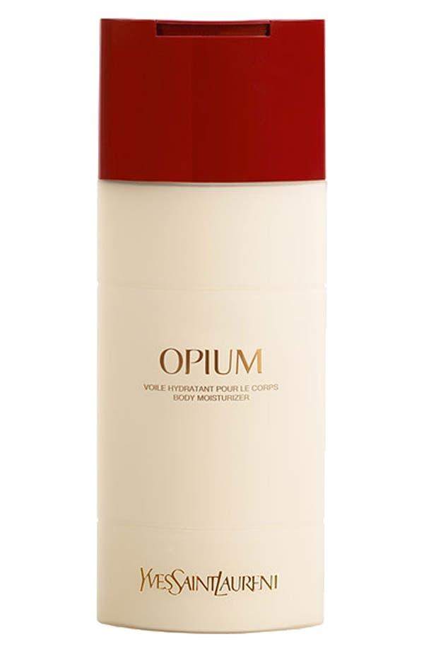 Opium Body Moisturizer,                             Main thumbnail 1, color,