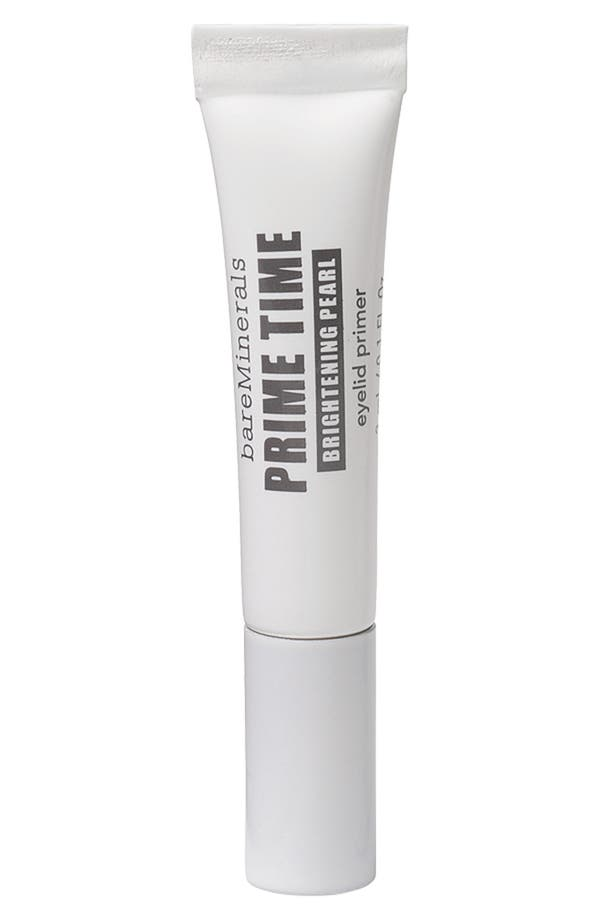 Alternate Image 1 Selected - bareMinerals® 'Prime Time' Brightening Eyelid Primer
