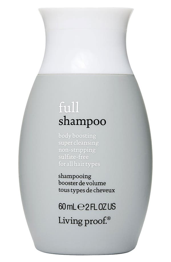 Alternate Image 1 Selected - Living proof® 'Full' Body Boosting Shampoo for All Hair Types (2 oz.)