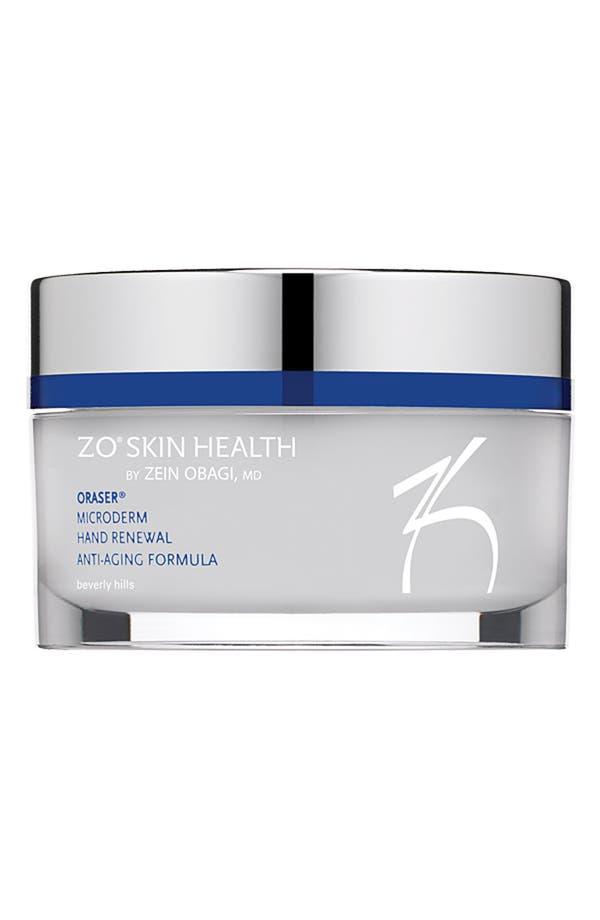 Main Image - ZO Skin Health™ 'Oraser™' Microderm Hand Renewal