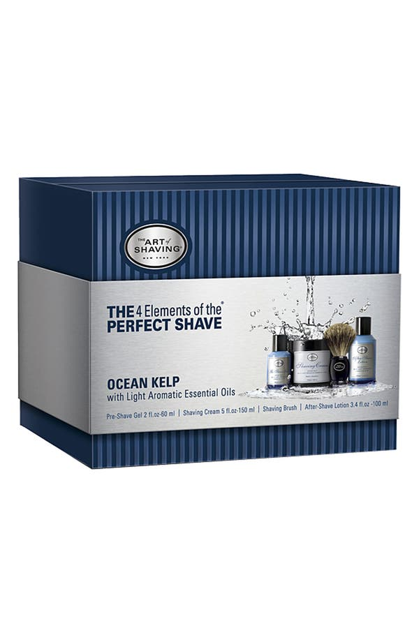 Alternate Image 2  - The Art of Shaving® 'The Four Elements of the Perfect Shave®' Ocean Kelp Set ($145 Value)