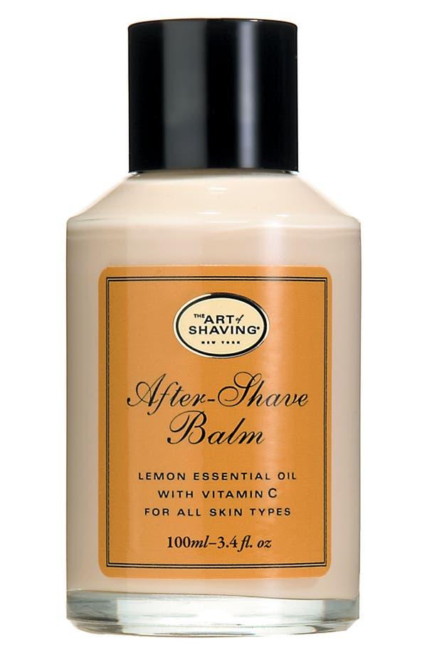 Alternate Image 1 Selected - The Art of Shaving® Lemon After-Shave Balm