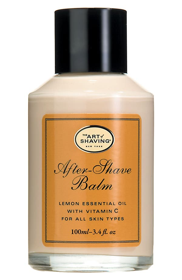 Main Image - The Art of Shaving® Lemon After-Shave Balm