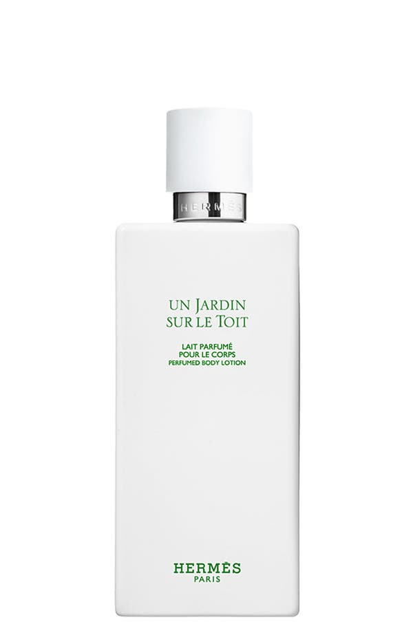 Alternate Image 1 Selected - Hermès Un Jardin sur le Toit - Perfumed body lotion