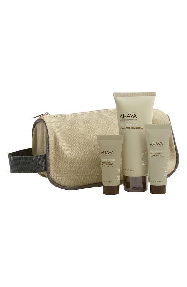 Alternate Image 1 Selected - AHAVA MEN Starter Skincare Kit ($28.50 Value)