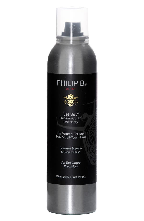 Main Image - SPACE.NK.apothecary PHILIP B® Jet Set™ Precision Control Hair Spray
