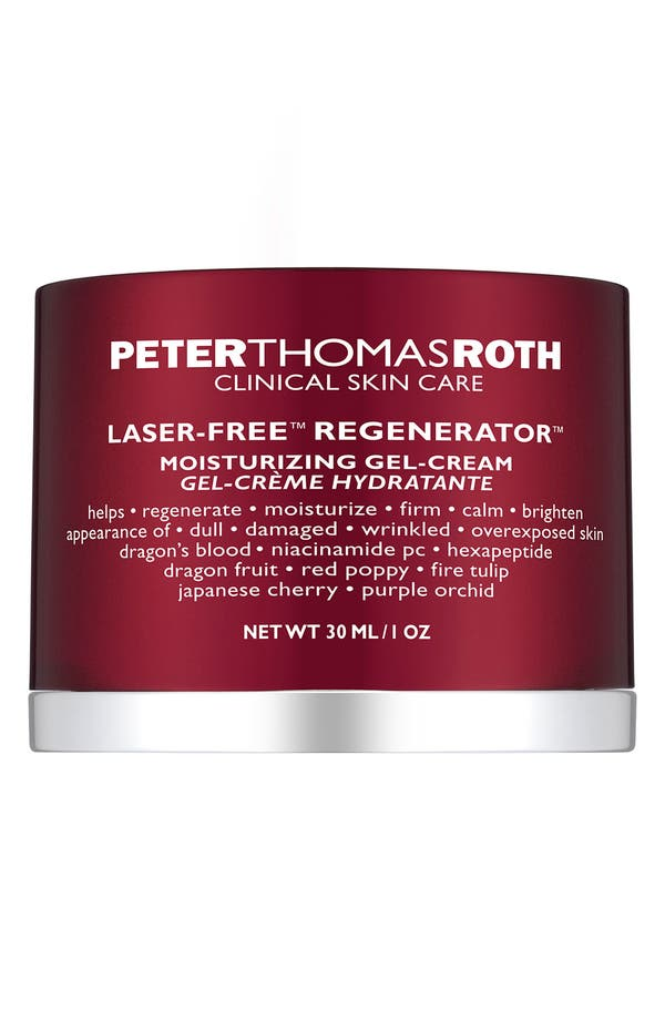 Main Image - Peter Thomas Roth 'Laser-Free Regenerator' Moisturizing Gel-Cream