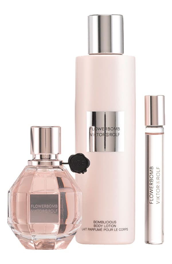Main Image - Viktor&Rolf 'Flowerbomb' Set ($189 Value)