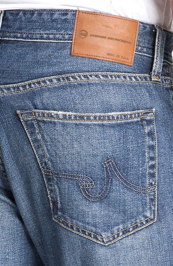 Alternate Image 3  - AG 'Protégé' Straight Leg Jeans (Tate)