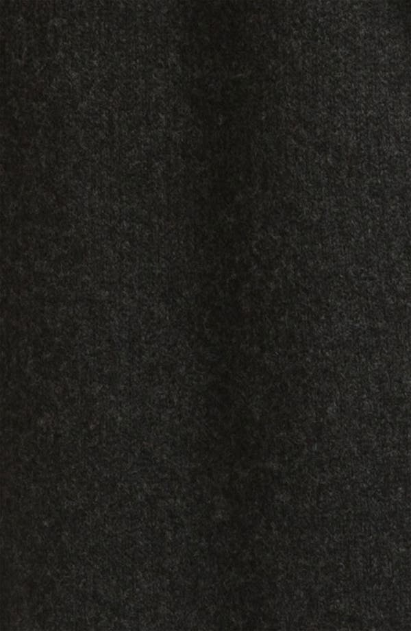 Alternate Image 3  - Vince Leather Trim Coat