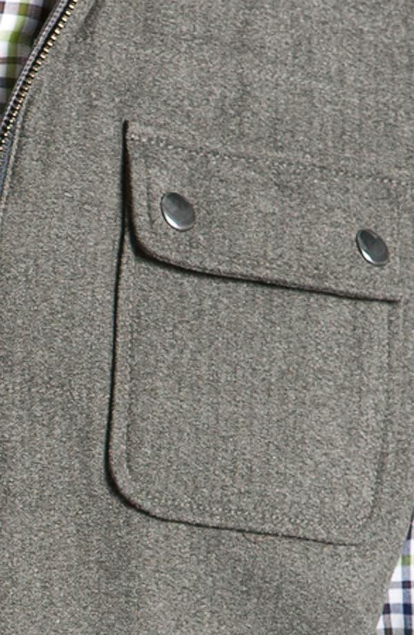 Alternate Image 3  - Cutter & Buck 'Mount Baker' Reversible Vest (Big & Tall) (Online Only)