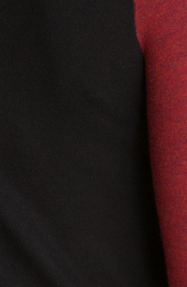 Alternate Image 3  - Derek Lam 10 Crosby Colorblock Merino Wool Dress