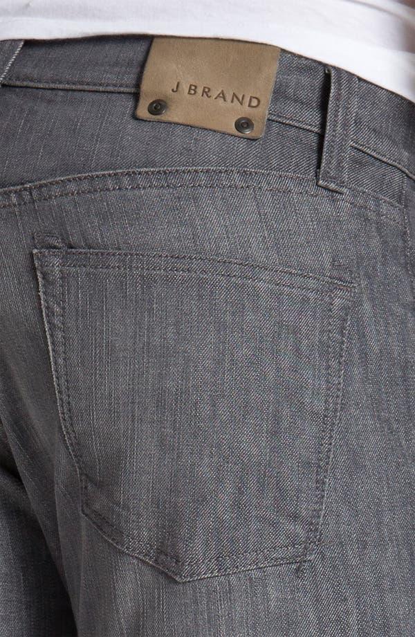 Alternate Image 4  - J Brand 'Kane' Slim Fit Jeans (Ricochet) (Save Now through 12/9)