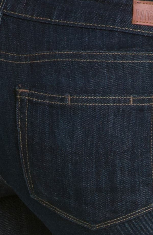 Alternate Image 3  - Paige Denim 'Skyline' Straight Leg Stretch Jeans (Dream)