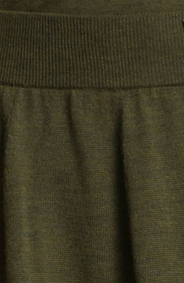 Alternate Image 3  - Eileen Fisher Fine Merino Jersey A-Line Skirt