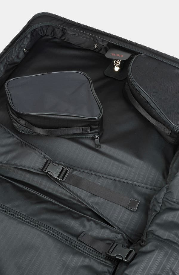 Alternate Image 4  - Tumi 'Alpha' Wheeled Carry-On Garment Bag