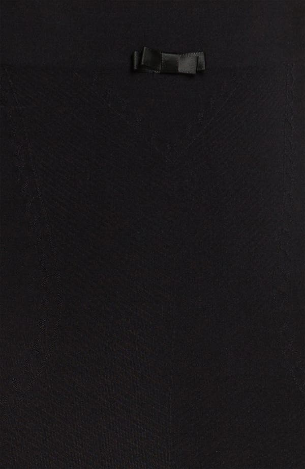 Alternate Image 2  - La Perla Mid Thigh Control Shaper